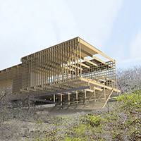 Galapagos environmental research station built to enable disassembly